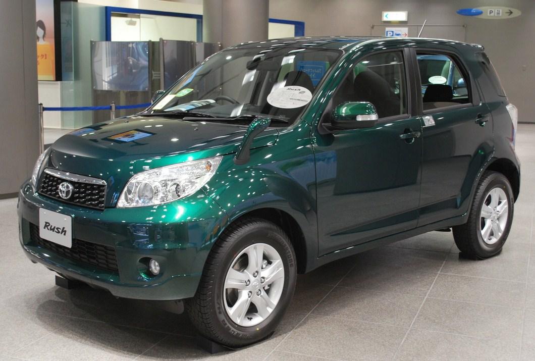Harga Dan Spesifikasi Mobil Toyota Rush Indonesia Terbaru Bekas Lengkap