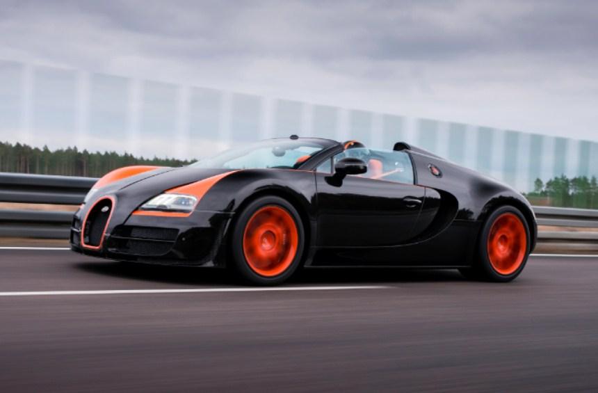 Mobil Termahal Bugatti