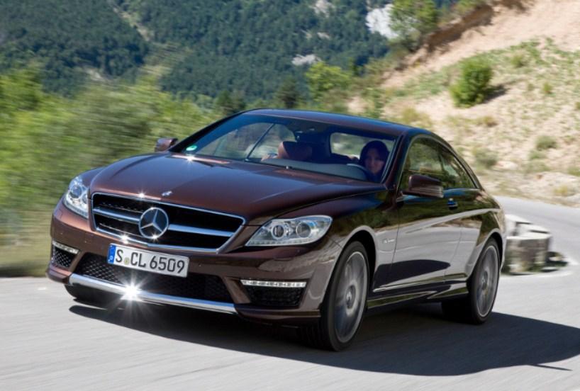 Mobil termahal Mercedes