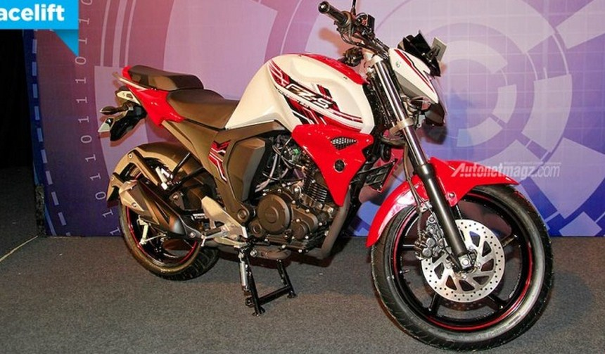 Motor Yamaha Terbaru Byson FI