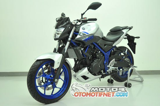Yamaha MT25 Indonesia
