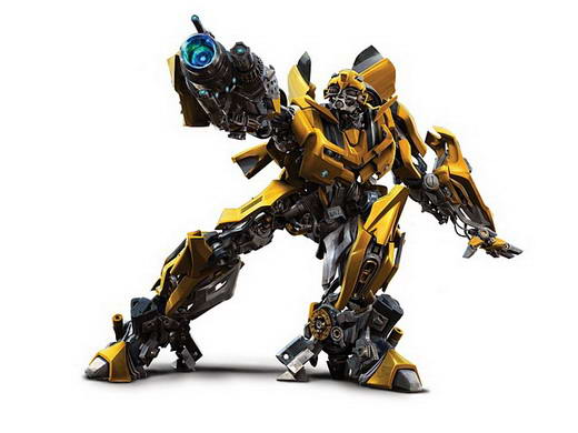 bumblebee Transformer 4