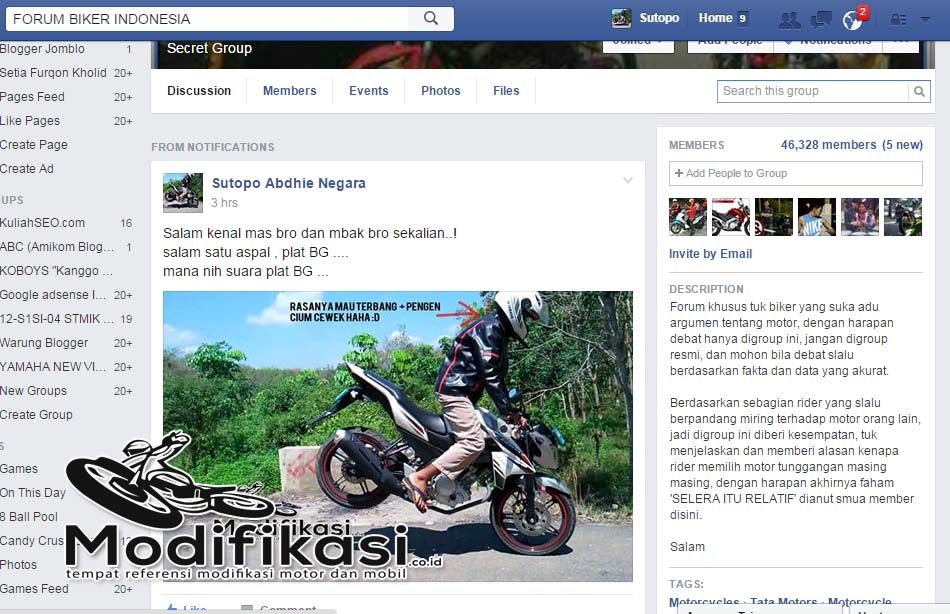Forum Biker Indonesia