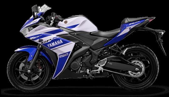 Motor yamaha R25