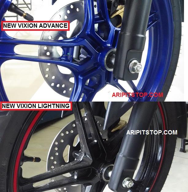 Velg Motor Yamaha New Vixion