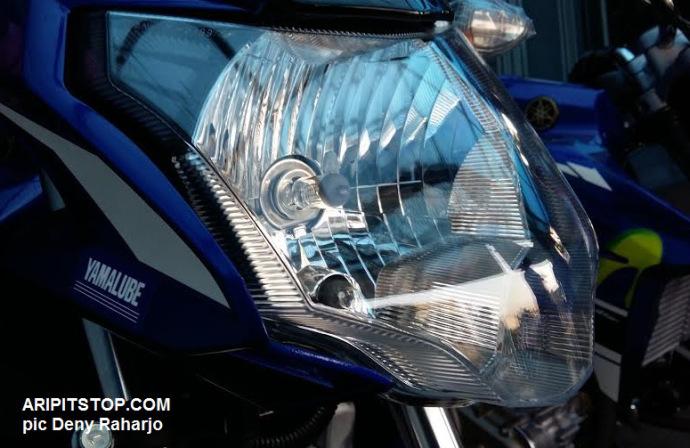 new vixion headlamp