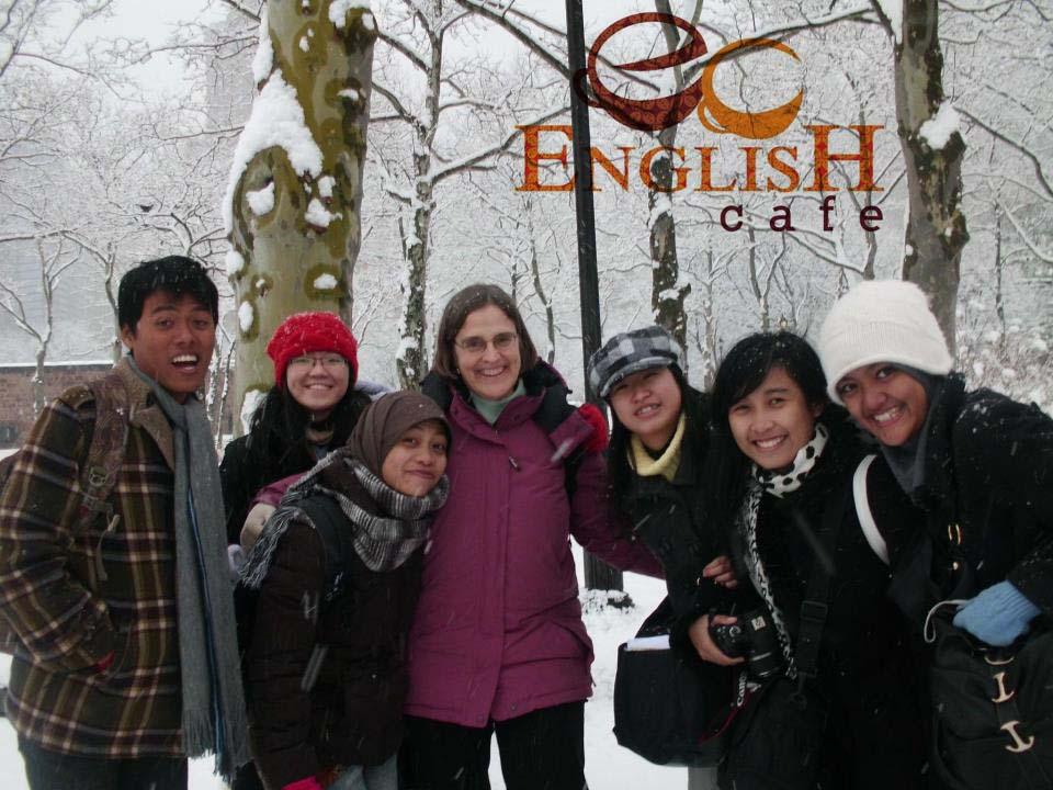 English cafe kursus bahasa ingrgis jogja