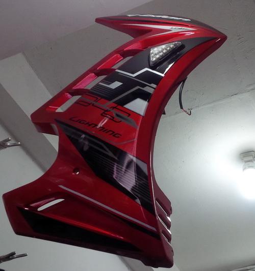 Full Fairing New Vixion Ninja 250 FI
