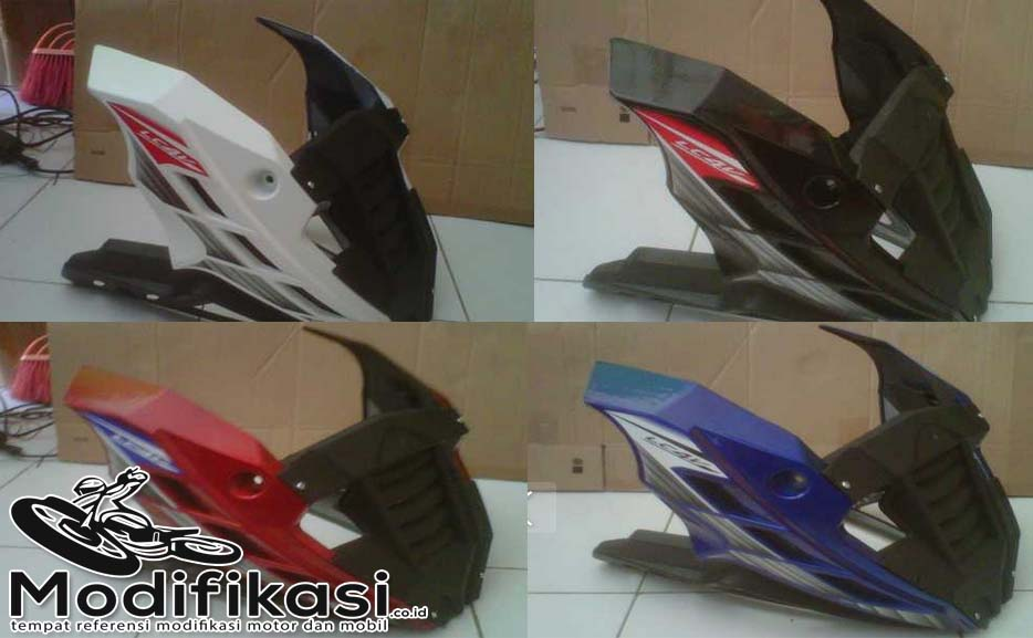 Jual Cover Engine model Transformer buat New vixion
