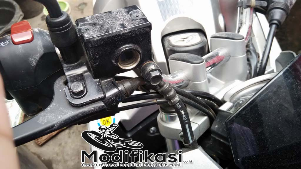Motor Yamaha Vixion
