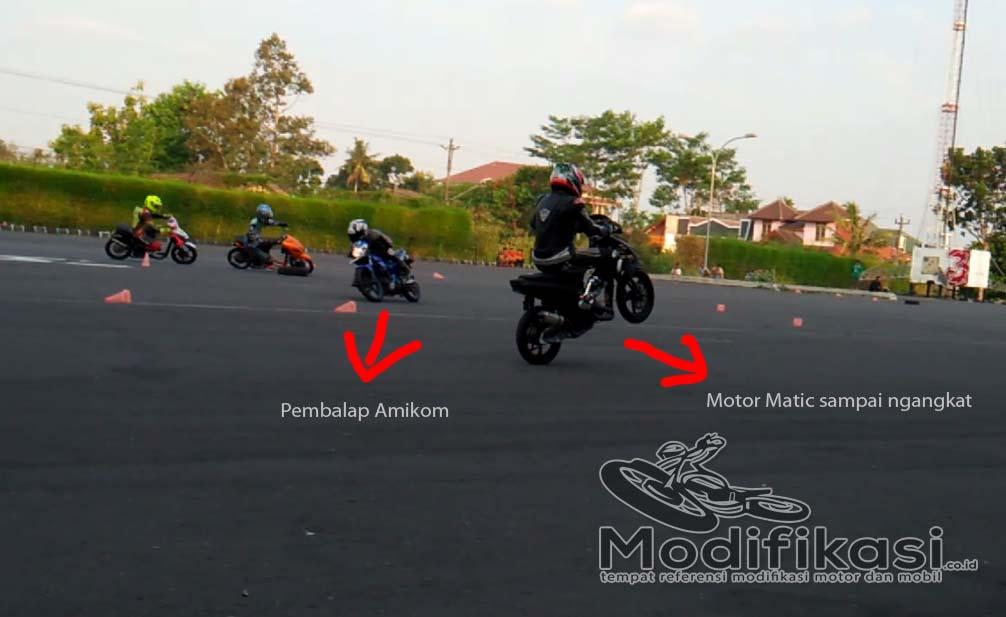 Tempat balapan motor di yogyakarta
