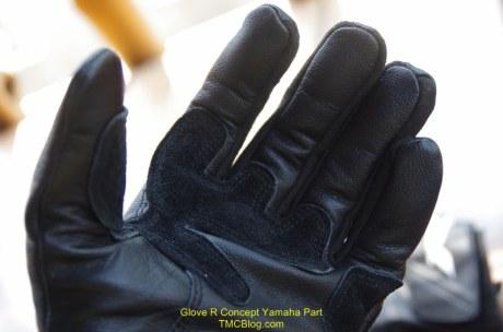 Gloves Sarung tangan kulit R Concept-glove yamaha