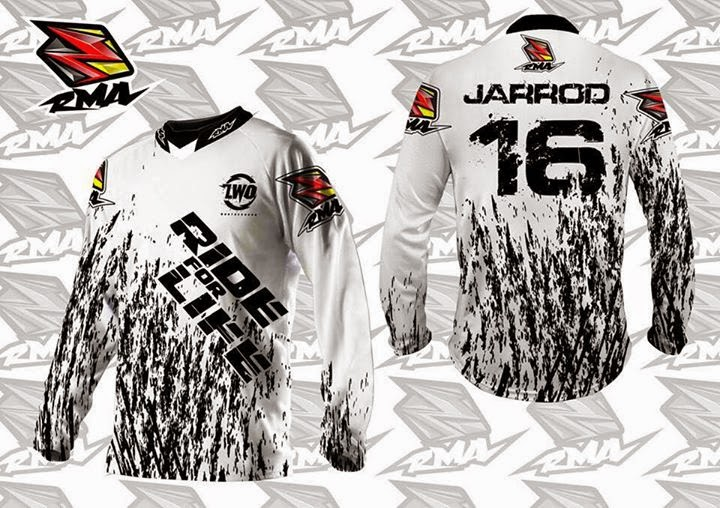 Custom Dirt Bike Jerseys