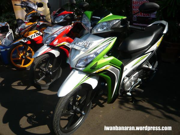 Honda Blade 125 CC Terbaru