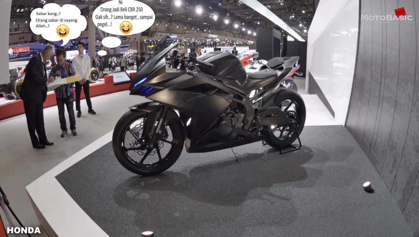 CBR 250 Tokyo Motor Show 2015
