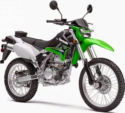 Harga-Kawasaki-KLX-250S-Hijau