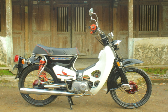 Modifikasi Honda 800 10
