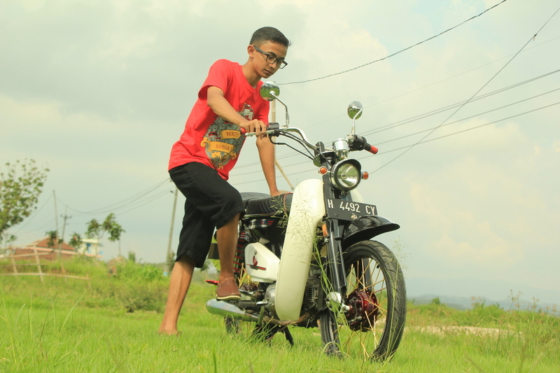 Modifikasi Honda 800 11