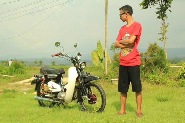 Modifikasi Honda 800 2