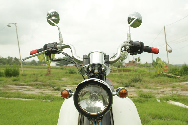 Modifikasi Honda 800 3