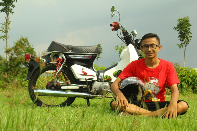 Modifikasi Honda 800 6