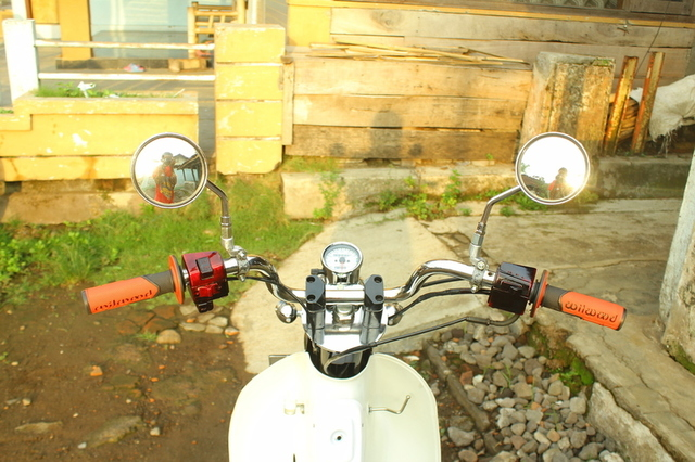 Modifikasi Honda 800 7