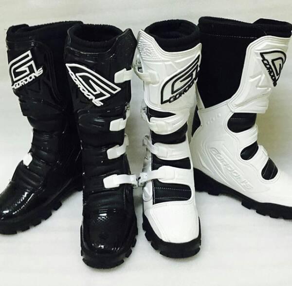 Sepatu Motocross Murah Hitam Putih 38ce5eee8f