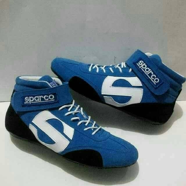 Sepatu Sparco Casual Drag Keren Murah 9734e21978