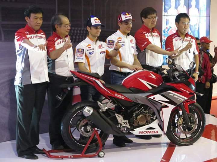 All New CBR 150 2016 Terbaru