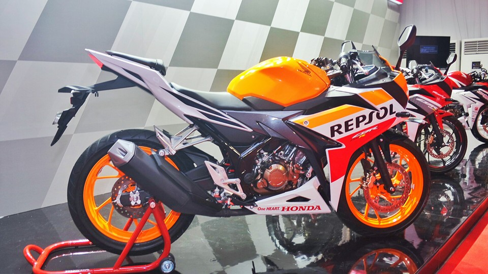 All New Honda CBR 150 R 2016 Terbaru
