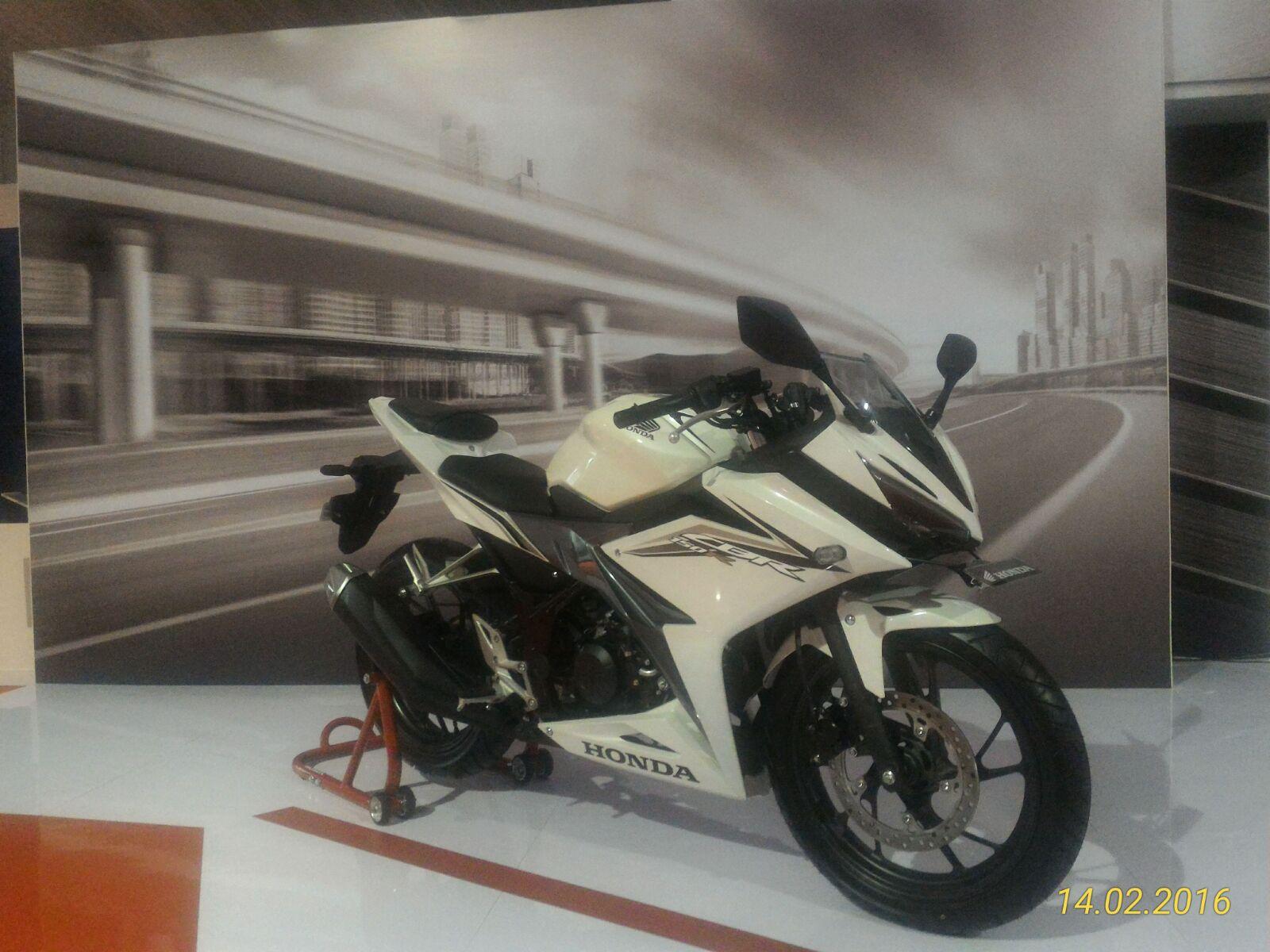 All New Honda CBR 150 R Terbaru 2016