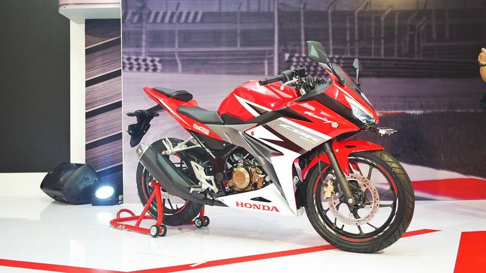 All New Honda CBR R 150 2016 Keren
