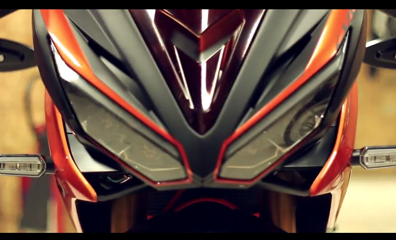 Modifikasi headlamp All New  Honda CBR 2016 Terbaru