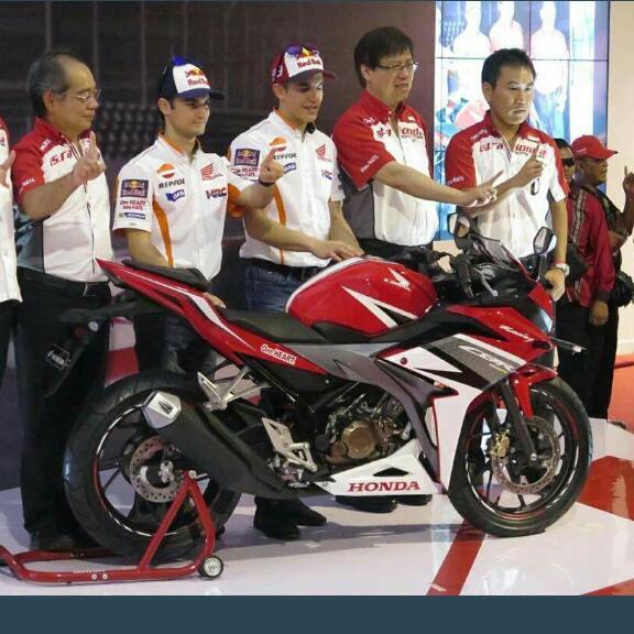 Motor Terbaru Honda ALL New CBR 150 R