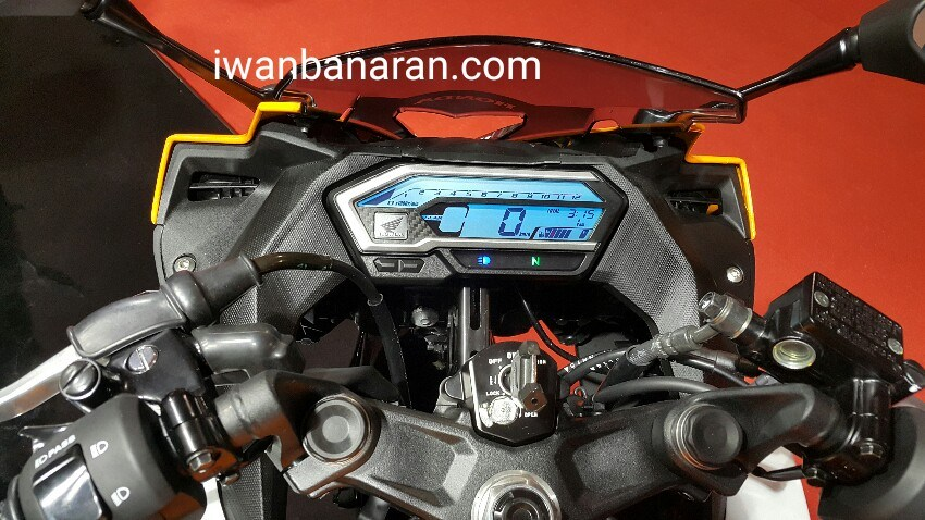 Speedometer All New Honda CBR R 150 2016 Repsol