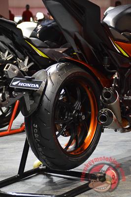modifikasi all new Honda cbr 150 r 2016 10