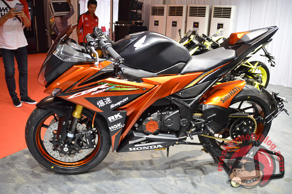 modifikasi all new Honda cbr 150 r 2016 8
