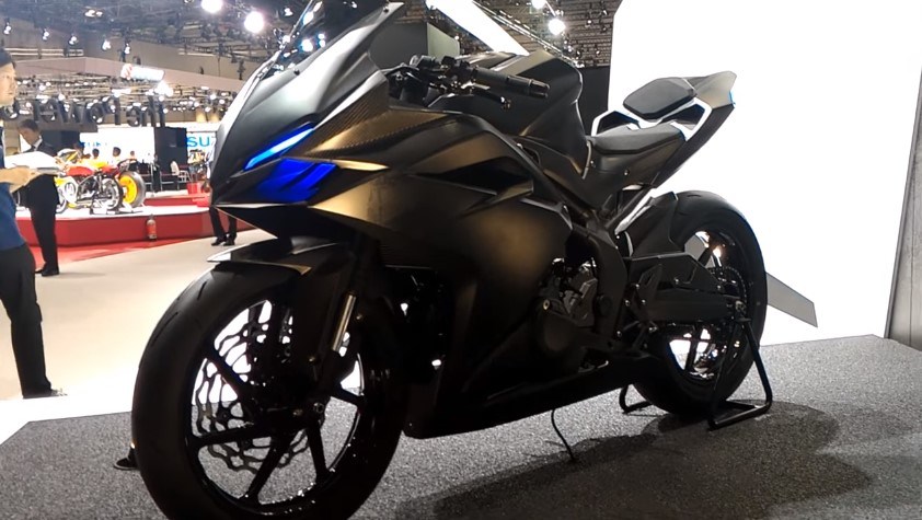 All New CBR 250 RR 2 silinder terbaru
