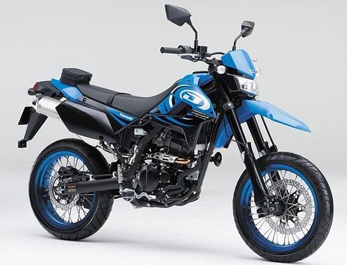 Kawasaki-D-Tracker-X-Final-Edition Terbaru 2016